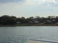 water front Lake Fork RV Park